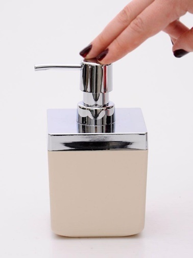Primanova Toskana Bej Sıvı Sabunluk Renkli